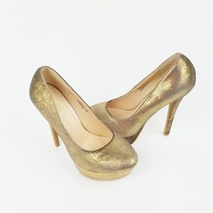 Ranee Shoes - RANNE Heels shoes sexy Champagne